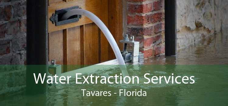 Water Extraction Services Tavares - Florida