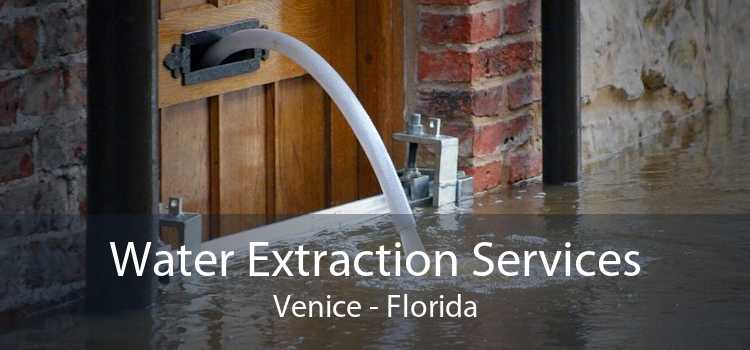 Water Extraction Services Venice - Florida
