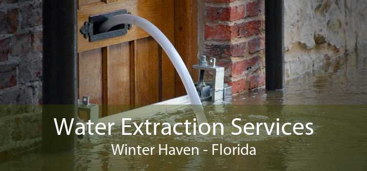 Water Extraction Services Winter Haven - Florida