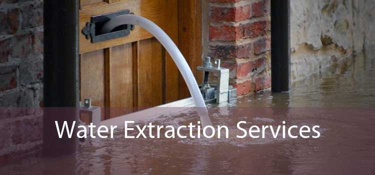 Water Extraction Services